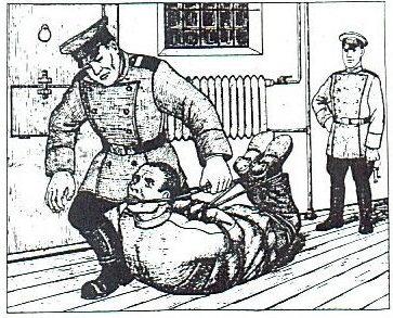 наказание рабыни смирительная рубашка