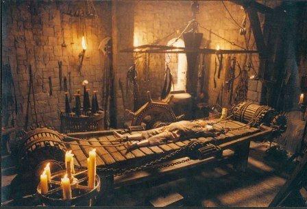 Секс ка пытка в средние века