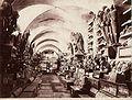 Вид Катакомб конца XIX века